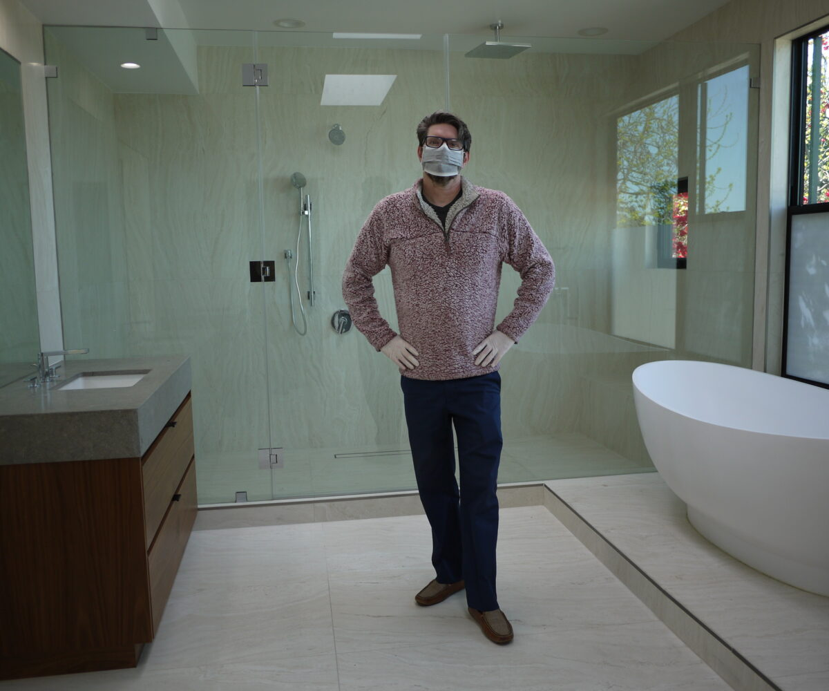 Viewing a Home During the Coronavirus Pandemic