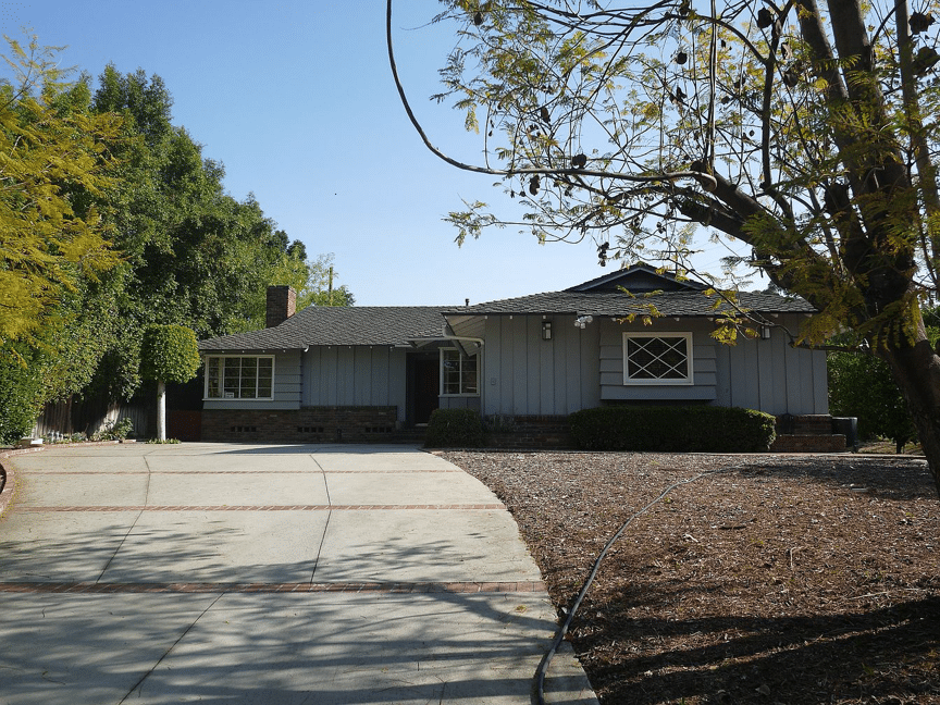 Mid-Century Modern Home for Lease in South Pasadena